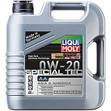 Масло моторное LiquiMoly Special Tec AA (Leichtlauf Special AA) 0W-20 SN 8066 HC-синт. (4L)