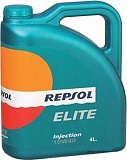 Масло моторное Repsol Elite Injection 10W-40 (4L)