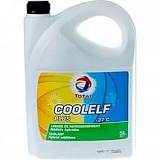 Антифриз Total Coolelf Plus (-37) сине-зеленый (5 л)