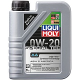 Масло моторное LiquiMoly Special Tec AA (Leichtlauf Special AA) 0W-20 SN 8065 HC-синт. (1L)