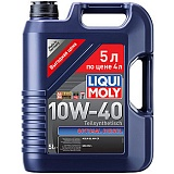 Масло моторное LiquiMoly Optimal Diesel 10W-40 CF/CF-4 2288 HC-синт. (5L)