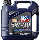 Масло моторное LiquiMoly Optimal НТ Synth 5W-30 А3/В4 39001/2345 HC-синт. (4L)